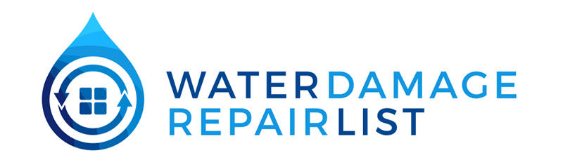 Water Damage Repair List